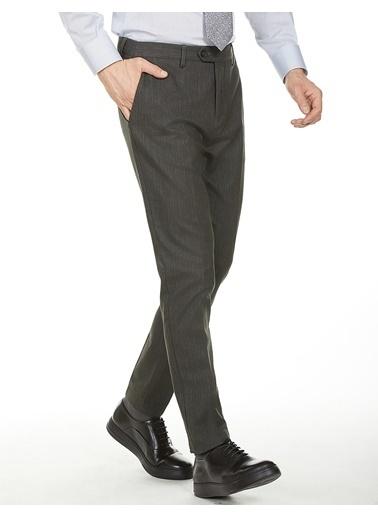 Bisse BPNS19K19502 Slim Fit 4 Cep Spor Pantolon Yeşil
